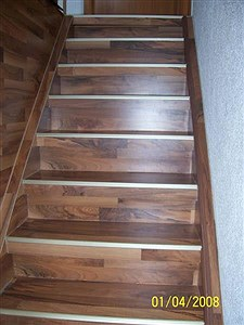 Staircase assembly - pictures of uses